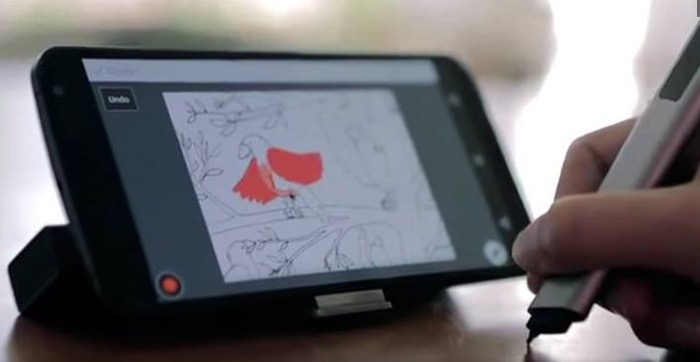 梅問題-《Phree》愛地球減少砍木數位電子筆