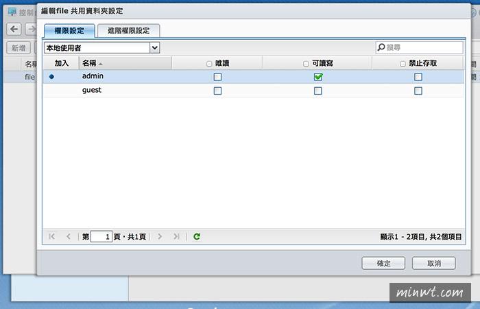 梅問題-[NAS]Synology DS414 影像工作者必備的儲存伺服器