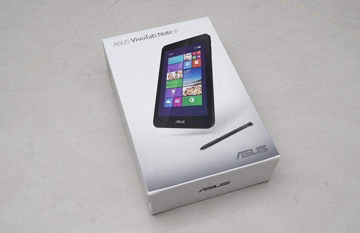 梅問題-《ASUS VivoTab Note》四核心八吋Win8平板搭配WACOM電磁筆操控更順暢