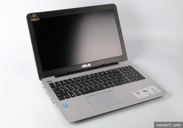 梅問題-華碩ASUS VivoBook 4K VM590平價高規15.6吋4K高畫質筆電