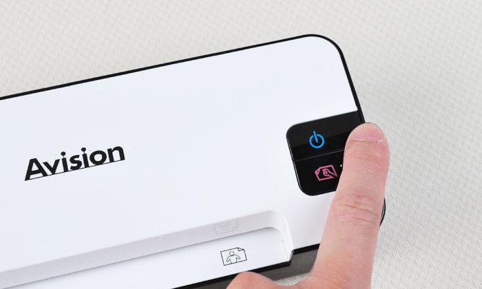 梅問題-3C-虹光Avision IS15 Plus 照片/名片智慧行動掃瞄器