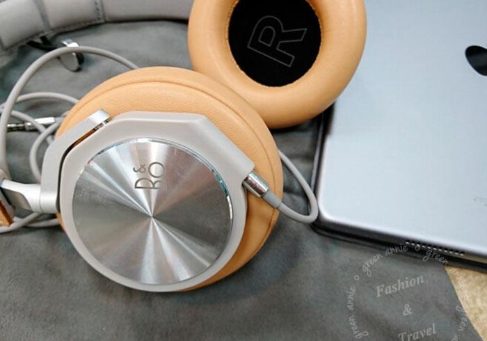梅問題-[開箱] B&O PLAY H6 B&O 丹麥皇室御用,外型好看不壓耳~頭戴式耳機