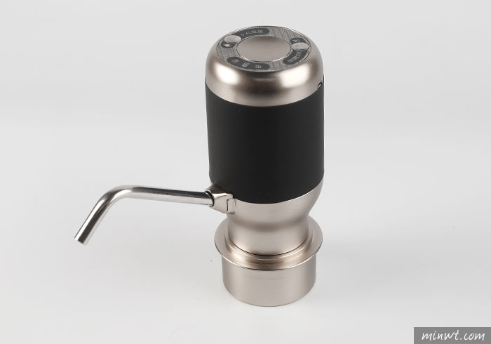 梅問題-桶裝水專用的自動出水壓水器