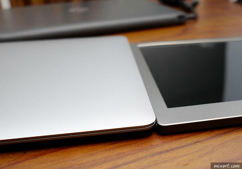 梅問題-[開箱] 居家工作必備的筆電雙螢幕,給奇 Gechic On-Lap 1306S-R 13.3 吋,色彩畫質媲美MacBook