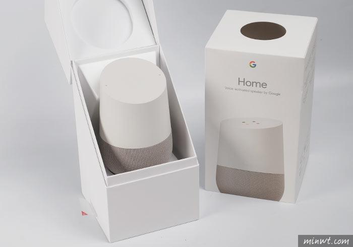 梅問題-[開箱]Google Home 智慧喇叭音質更好,可控制的更多的智能設備,讓居家變得更智慧