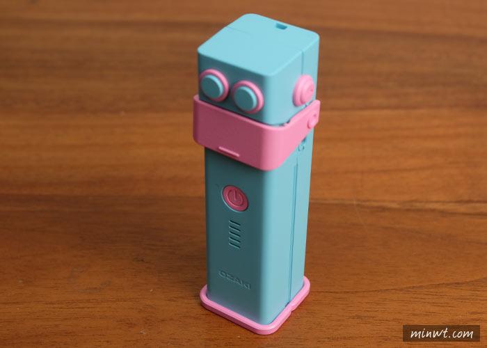 梅問題-設計小物《Ozaki O!tool Battery》造型卡哇伊機器行動電源