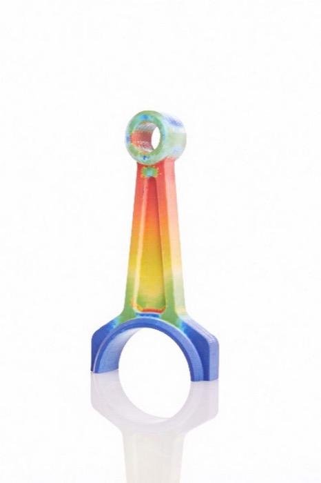 梅問題-3D列印教學-全彩四色3D印表機正式來臨