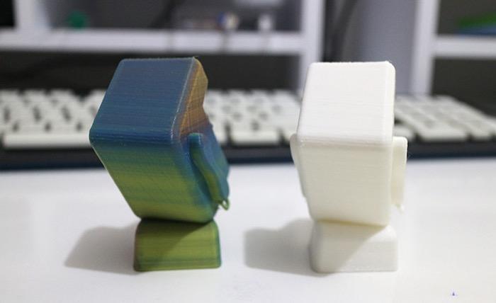 梅問題-鉑林科技三色耗-將單色3D印表機升級成3D彩色印表機