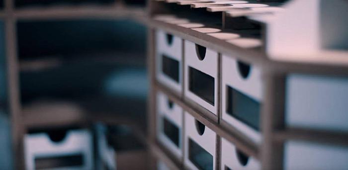 梅問題-3D組合式桌架,讓你的工作區桌面不再亂七八糟