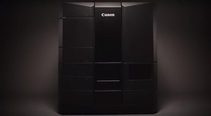 梅問題-3d列印資源-Canon現在也跨足3D列印市場啦!