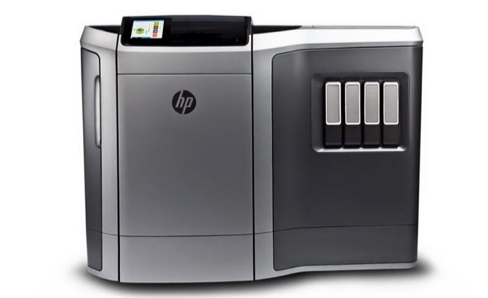 梅問題-HP也推出彩色3D列印機!HP 3D printing with Multi Jet Fusion