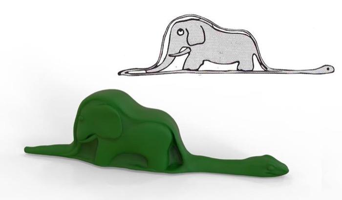 梅問題-《3D列印免費素材下載》免支撐材「小王子」素材下載