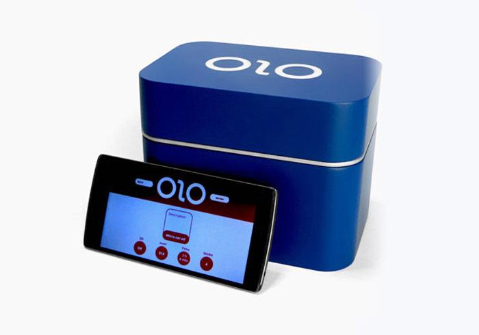 梅問題-OLO讓老舊手機變成3D列印機