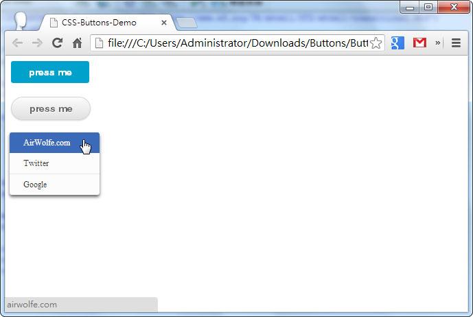 梅問題-CSS按鈕模組-輕鬆套用五彩繽紛的特色按鈕