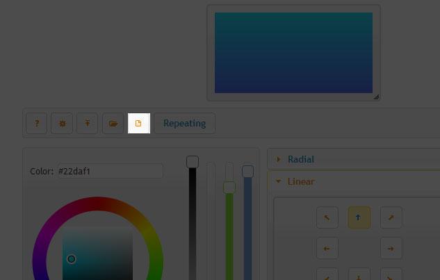 梅問題-CSS3工具-CSS3漸層線上語法產生器