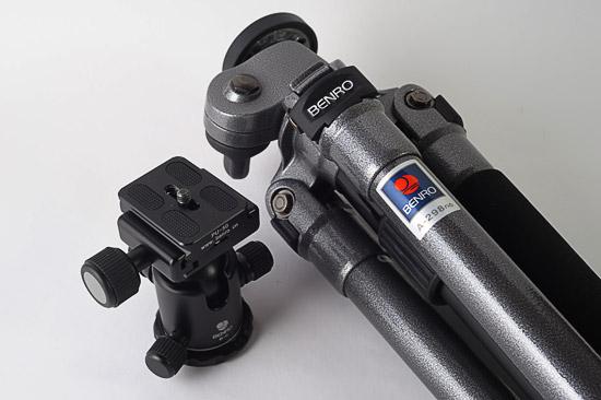 梅問題-攝影器材分享-平民烏骨雞肉-BENRO百諾A-298腳架與B-0雲台