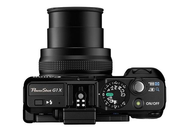 梅問題-攝影器材-Canon G1X發佈搭載近APS-C高階類單