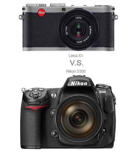 梅問題-日德大對決Nikon D300單挑Leica X1誰才是APSC機皇