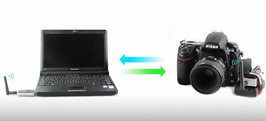 攝影器材DIY-5000元有找!自製Nikon無線傳輸器WT-4