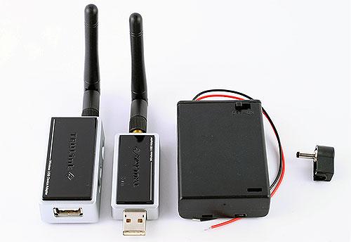 梅問題-攝影器材DIY-5000元有找!自製Nikon無線傳輸器WT-4