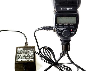 攝影器材DIY-自製Panasonic PE-36s的外接電源