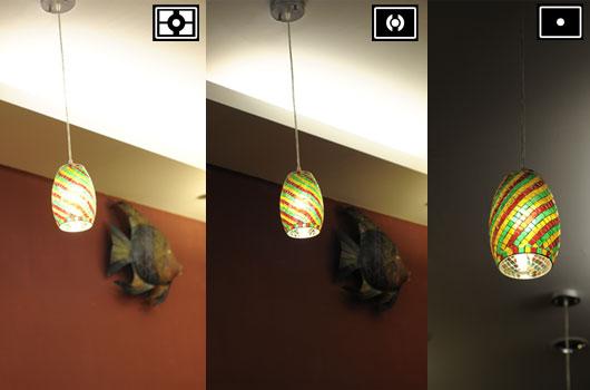 梅問題-測光模式