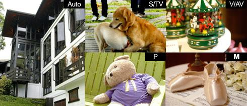 拍攝模式(Atuo、P、A、S、M)與使用時機