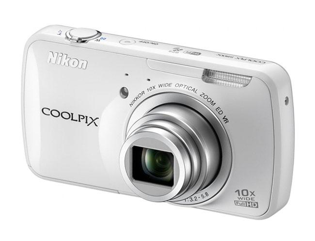 梅問題-攝影器材分享-觸控相機不夠看Android相機才夠炫Nikon S800c黑白登場