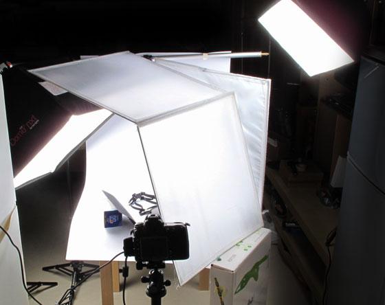 梅問題-商品攝影-拍出科技感的電鍍泳鏡