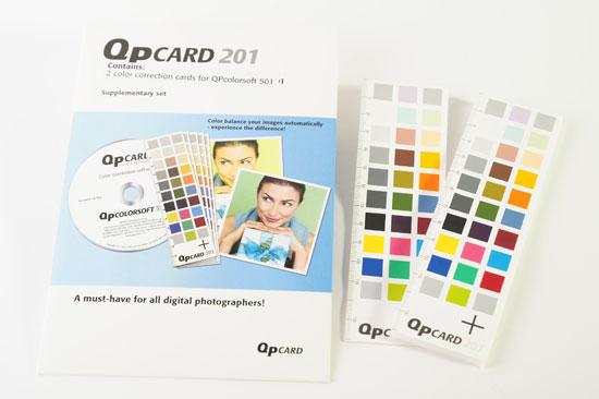 梅問題-攝影校色-瑞典QpCard色卡
