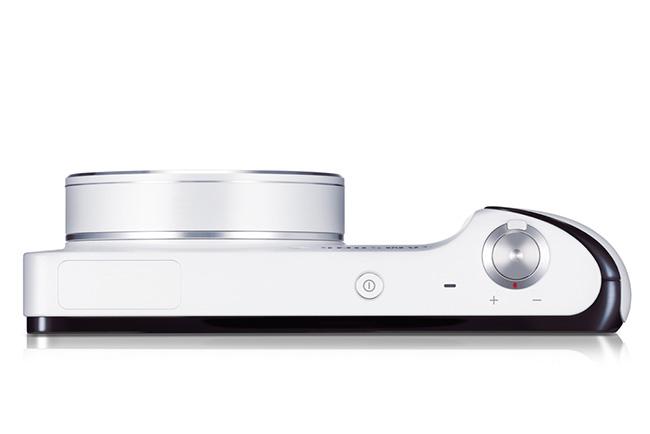 梅問題-攝影新品分享-samsungEK-GC100Android數位相機