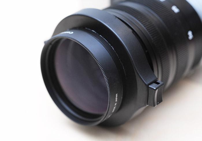 《自製鏡頭專用快扣夾》1秒快速更換相機鏡頭濾鏡
