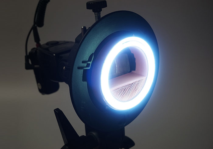 Godox神牛S型閃燈支架再進化!DIY手動加入模擬燈佈光更方便