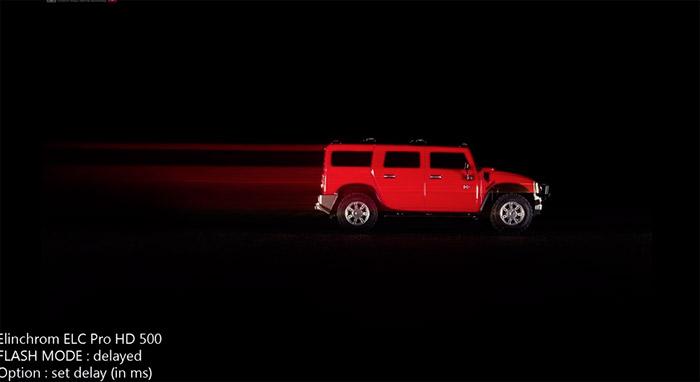 梅問題-《Elinchrom ELC PRO HD 500》電筒級的高階棚燈
