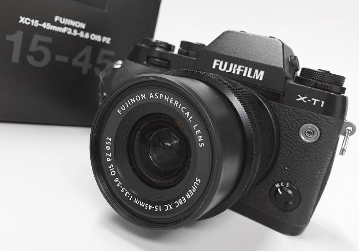 [開箱] FUJIFILM 富士推出新款輕巧變焦餅乾鏡,XC15-45mmF3.5-5.6 OIS PZ