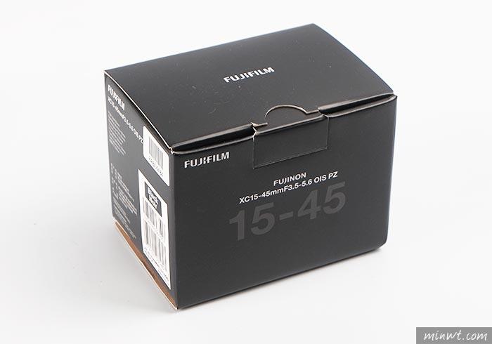 梅問題-FUJIFILM 富士推出新款輕巧變焦餅乾鏡,XC15-45mmF3.5-5.6 OIS PZ