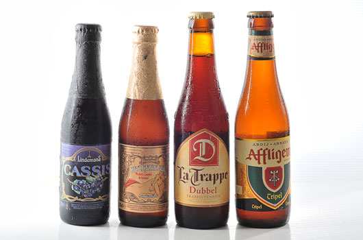 梅問題-攝影教學-拍出啤酒瓶的透明質感