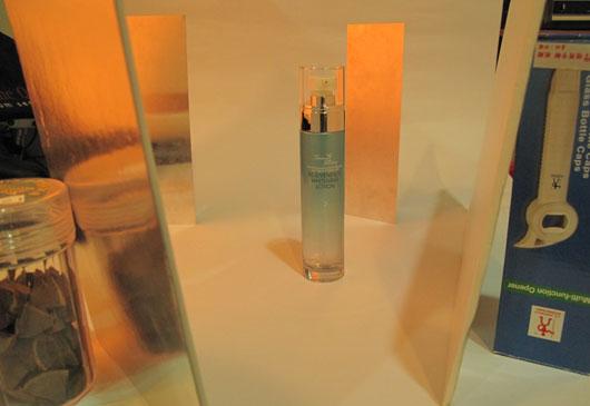 梅問題-商品攝影-化妝品攝影-單燈也能拍出漂亮的壓克力與金屬瓶身