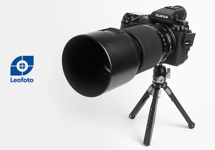 [開箱] Leofoto 徠圖MT-03,桌面迷你蜘蛛型三腳架,航舦級鋁合金打造,連120中片幅相機也頂的住