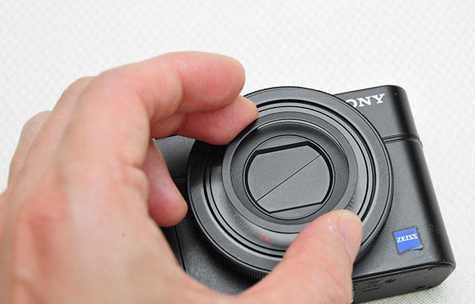 梅問題-Sony RX100週邊-MAG FILTER鏡頭濾鏡轉接環