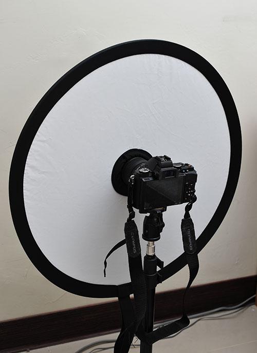 梅問題-攝影器材—《忍者 443 ninja reflector》消除鏡面反射倒影