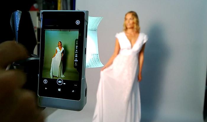 梅問題-Nokia 1020內建閃燈光觸發外閃
