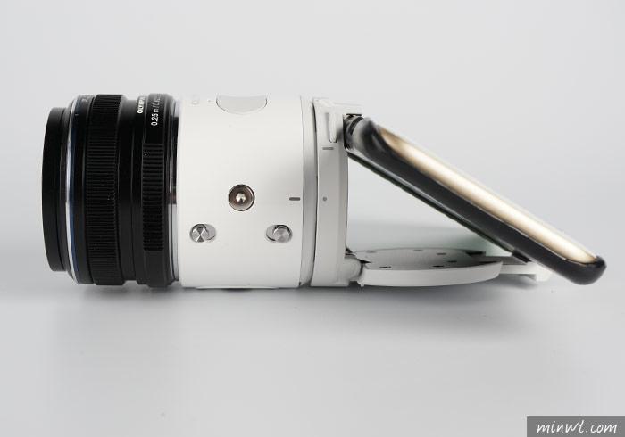 梅問題-Olympus Air A01智慧型手機外接無線相機,並支援M模式,開箱與實拍!
