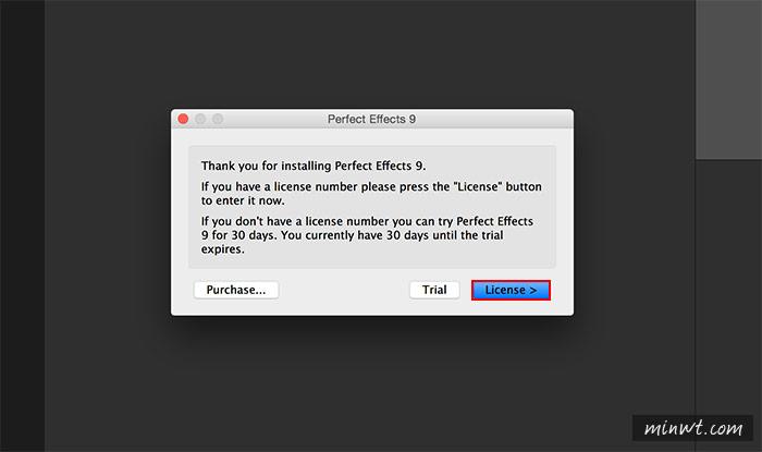 梅問題-《Perfect Effect 9》內建各種照片色彩風格特效