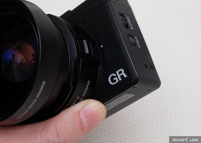梅問題-RICOH GRII必備0.75x原廠廣鏡片GW-3