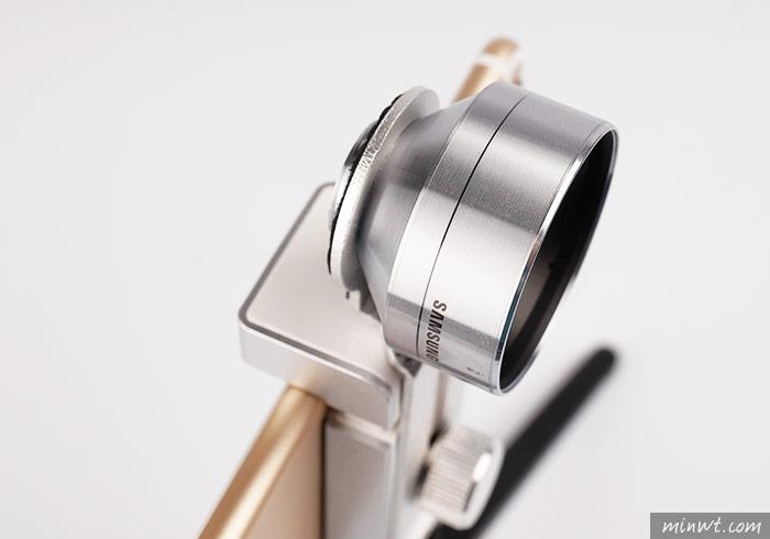 梅問題-手機商攝必備「SAMSUNG Telephoto 2X」二倍增距鏡