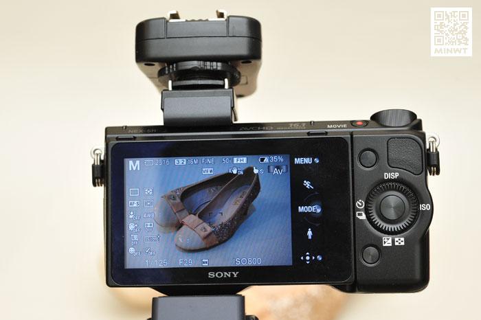 梅問題-攝影器材-《JJC MSA-10》Sony NEX熱靴轉接座外接閃燈不是夢