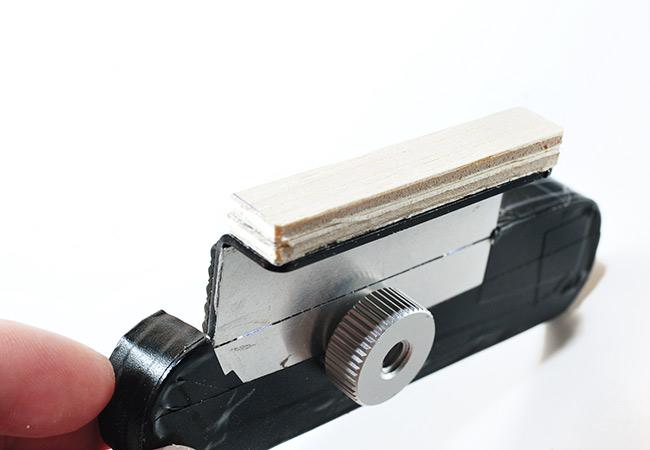 梅問題-攝影器材DIY-自製Sony RX100鏡頭轉接環