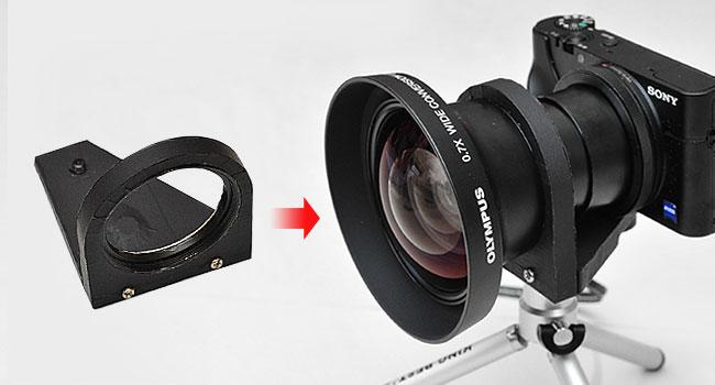 【Sony RX100 配件】專為Sony RX100 量身打造專用鏡頭轉接環