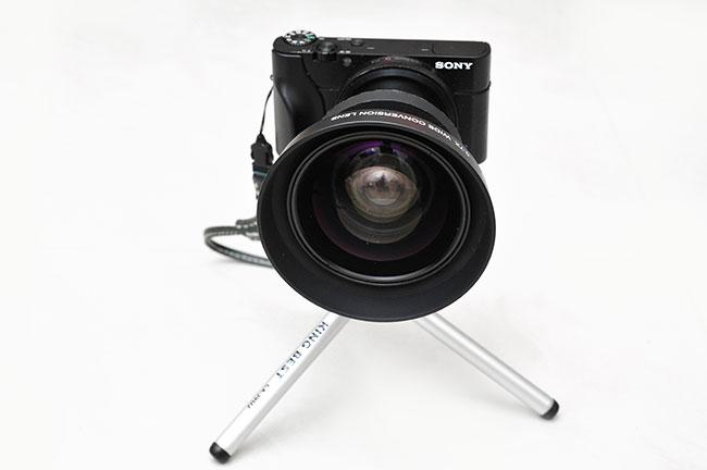 梅問題-攝影器材DIY-專為Sony RX100量身打造專用的鏡頭環